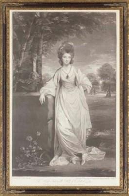 After Sir Joshua Reynolds, P.R