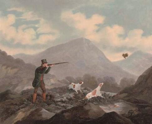 Follower of Samuel John Egbert