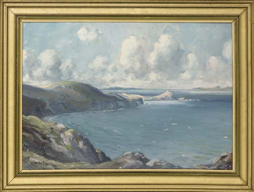 Along the coast, Torr Head, County Antrim
