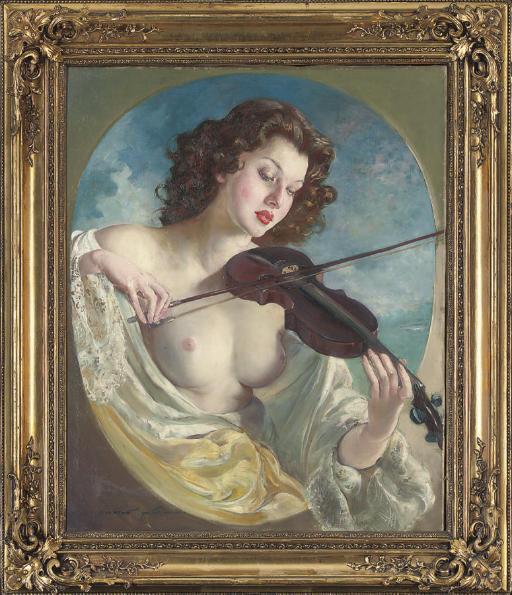 A sweet fiddle