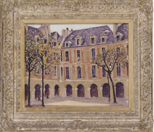 House of Victor Hugo, Place des Vosges, Paris