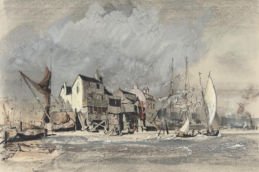 The Prospect of Whitby, Wapping