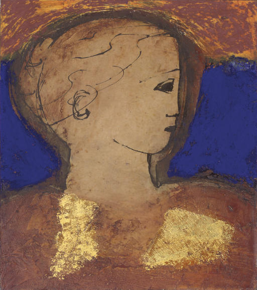 The Pond, St. Agnes; Classical Head