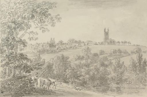 Easton on the Hill, North Hampshire