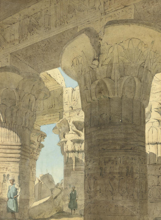 The Temple of Kom Ombo, Egypt