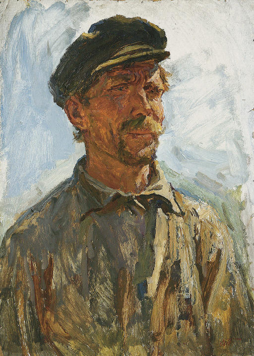 Portrait of Stepan Nazarov
