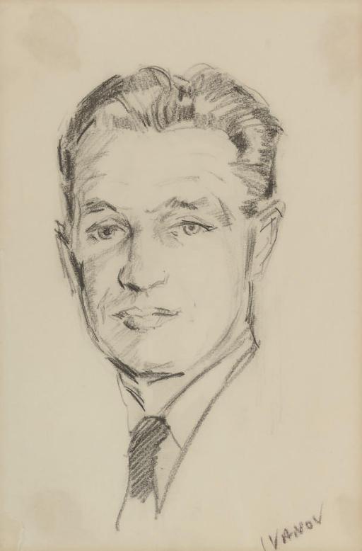 Portrait of Yevgeny Ivanov