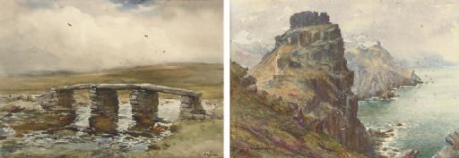 A bridge in Dartmoor