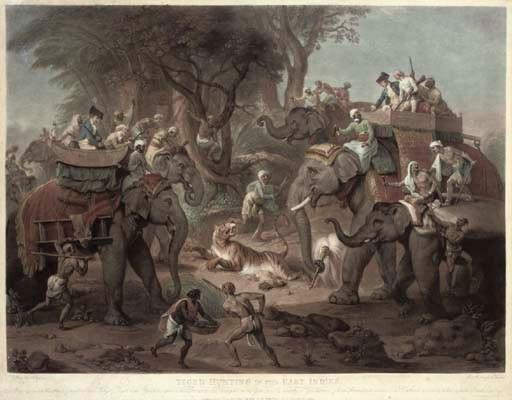 After Johann Zoffany, R.A.