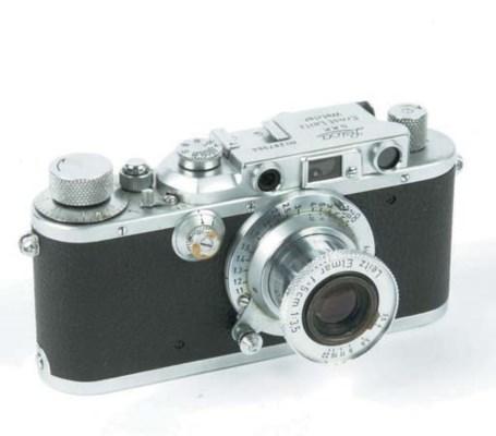 Leica IIIa no. 287964