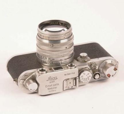 Leica IIIf no. 581152