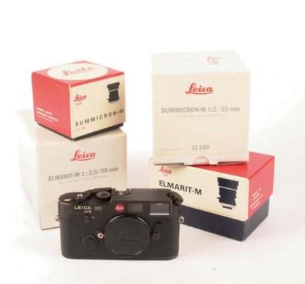 Leica M6 no. 1725819