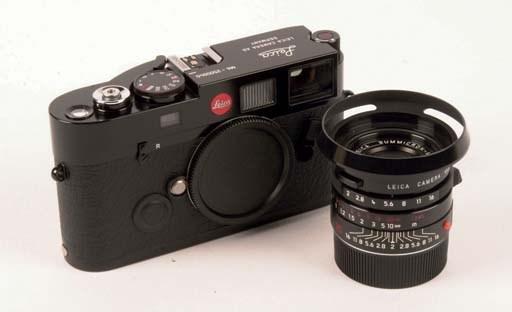 Leica M6 'black paint' no. 250