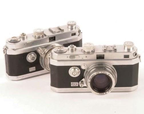 Foca Universel cameras
