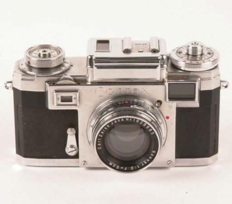 Contax IIIa no. A57904