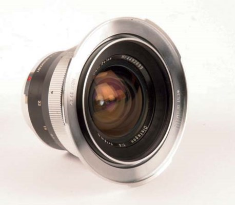 Distagon f/4 18mm. no. 4492699