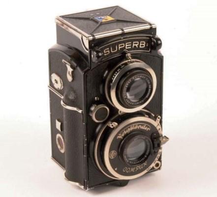 Superb TLR camera