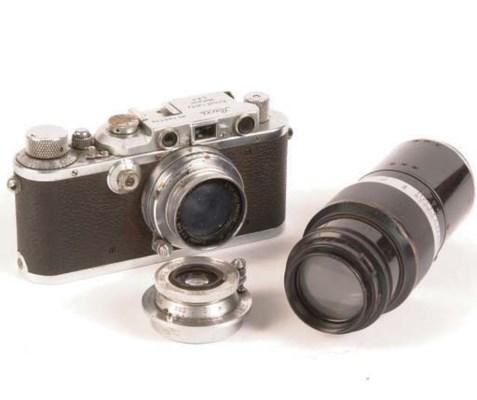 Leica III no. 135734