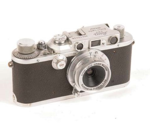 Leica IIIa no. 210038