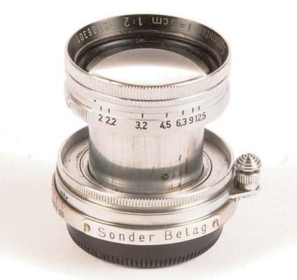 Summitar 5cm. f/2 no. 586301