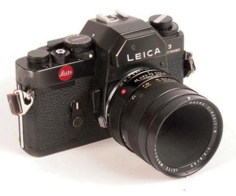 Leica R3 Electronic no. 145232