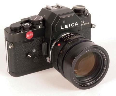 Leica R3 Electronic no. 459960