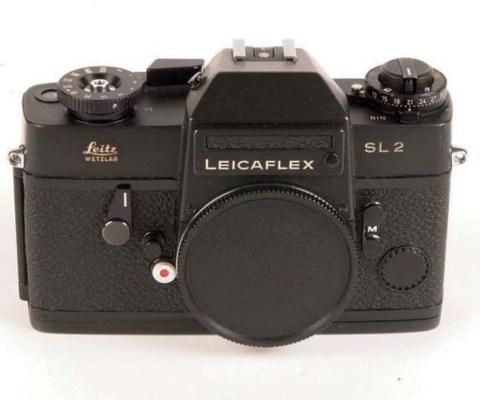 Leicaflex SL2 no. 1388024