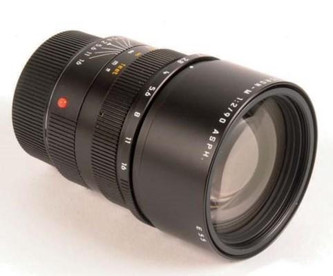 Apo-Summicron-M ASPH f/2 90mm.