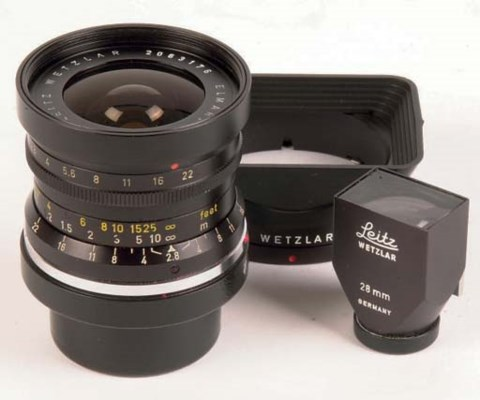 Elmarit f/2.8 28mm. no. 206317
