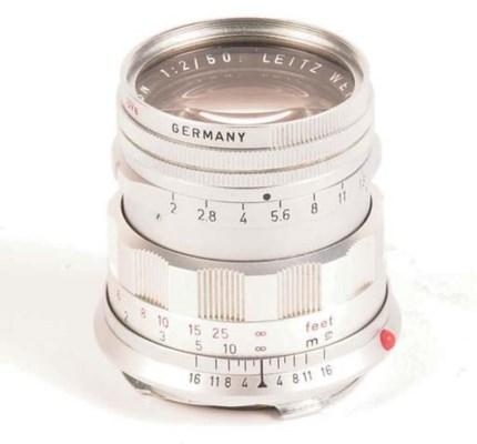 Summicron f/2 50mm. no. 195148