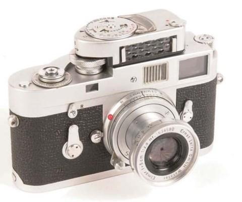 Leica M2 no. 1011545