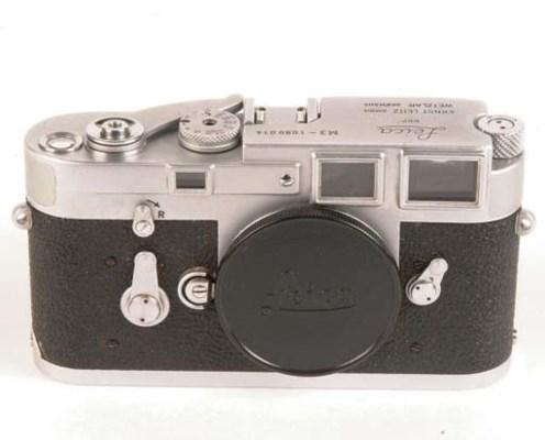 Leica M3 no. 1090014