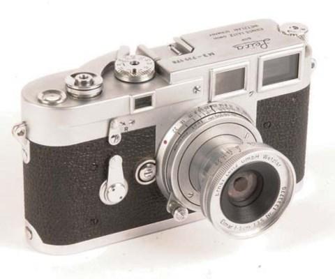 Leica M3 no. 739178