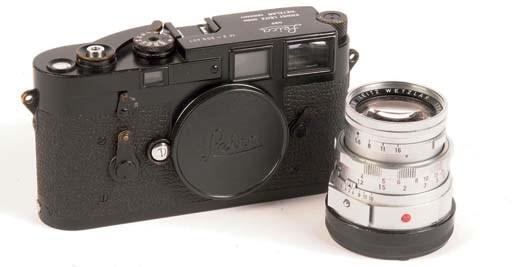 Leica M3 no. 959401