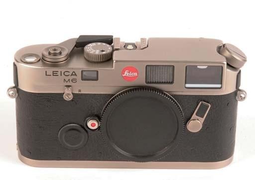 Leica M6 Titanium no. 1914686
