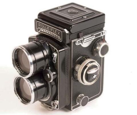 Tele-Rolleiflex no. S2302286
