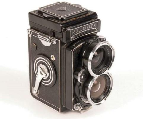 Wide-Angle Rolleiflex no. W249