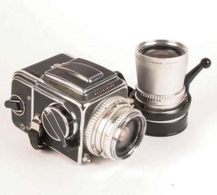 Hasselblad 500C no. TS40075