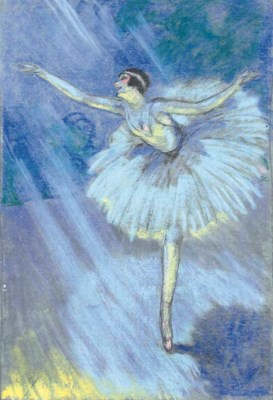 LOUIS ICART; ATTRIBUTED