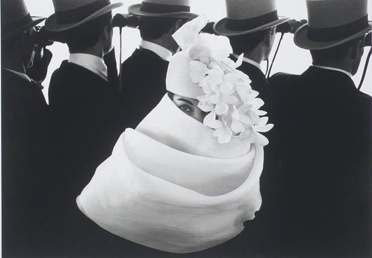 Givenchy Hat, Paris, 1957