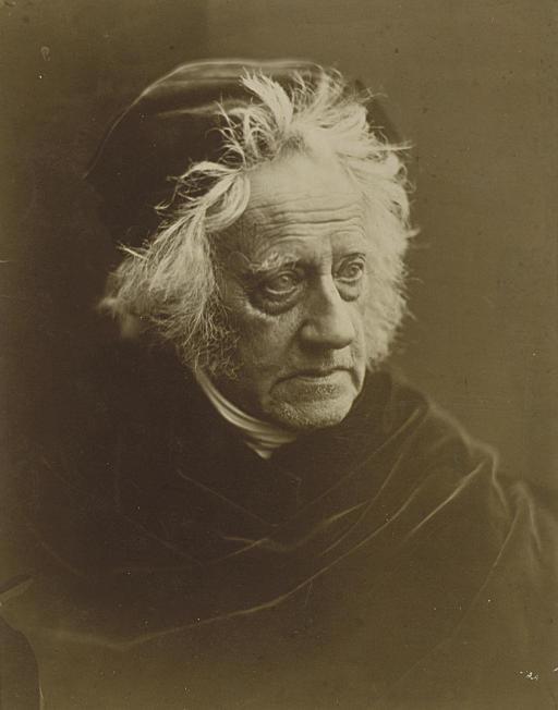 Sir John Frederick William Herschel, April 1867