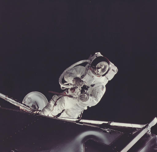 Apollo 7, October 1968
