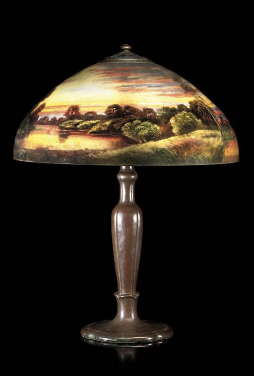 HANDEL; TABLE LAMP