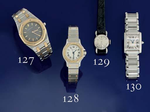 A lady's wristwatch, by Cartier