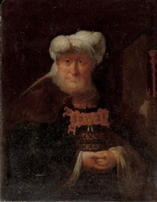 Manner of Rembrandt van Rijn.