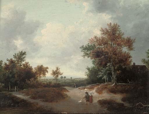 Follower of Jakob van Ruisdael