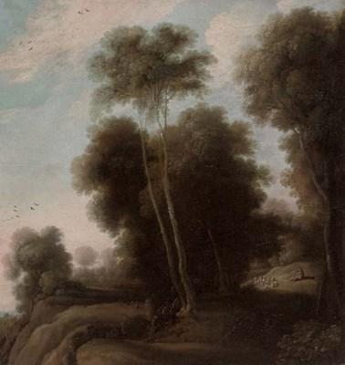 Circle of Cornelis Vroom (Haar
