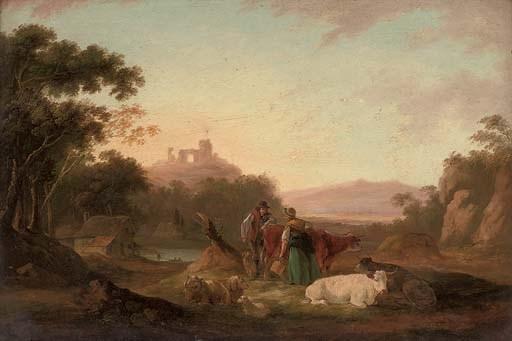 Peter le Cave (fl. c.1790-1810
