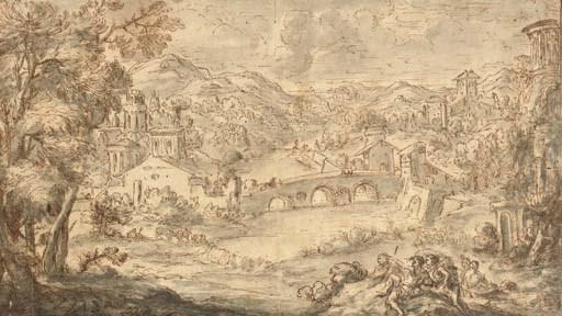 Roman School, 17th Century