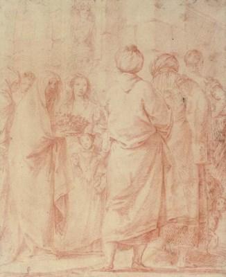 Circle of Giovanni Domenico Ti